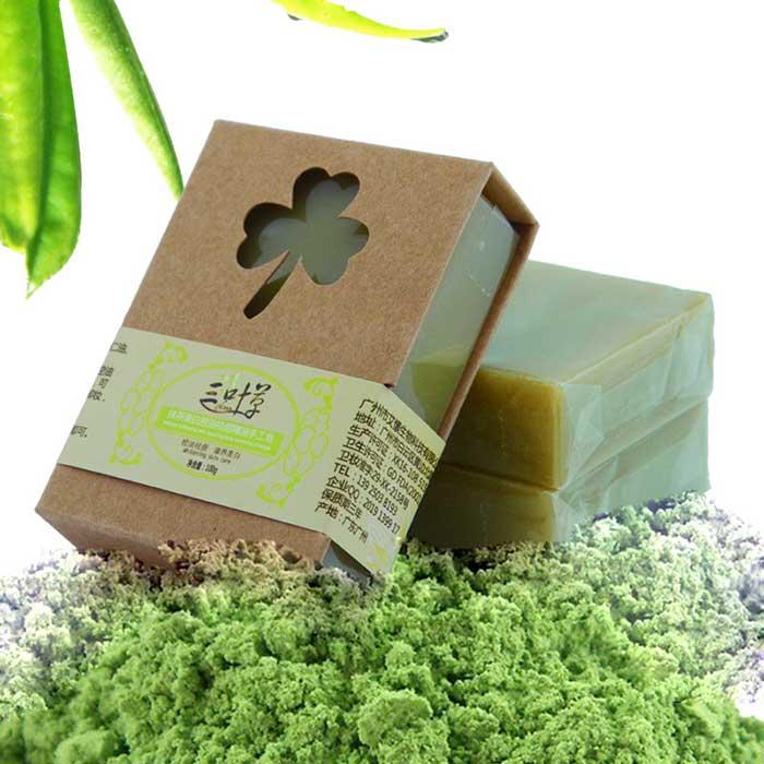 Jabón de Árbol de Té verde