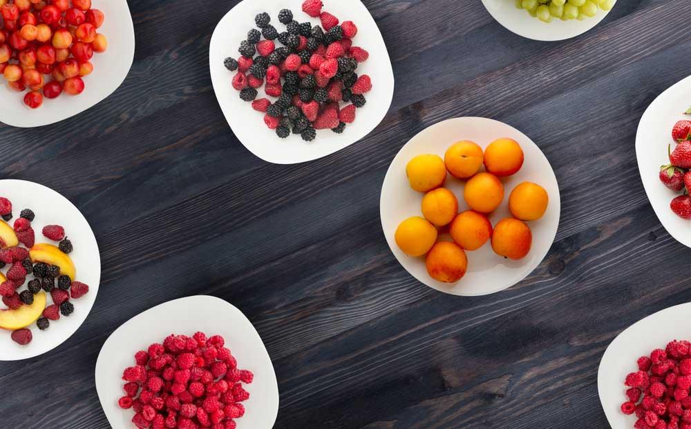 Ejemplos de frutas y verduras con vitamina E