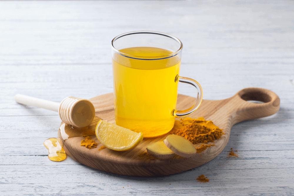 Té de cúrcuma y jengibre: propiedades y cómo hacerlo