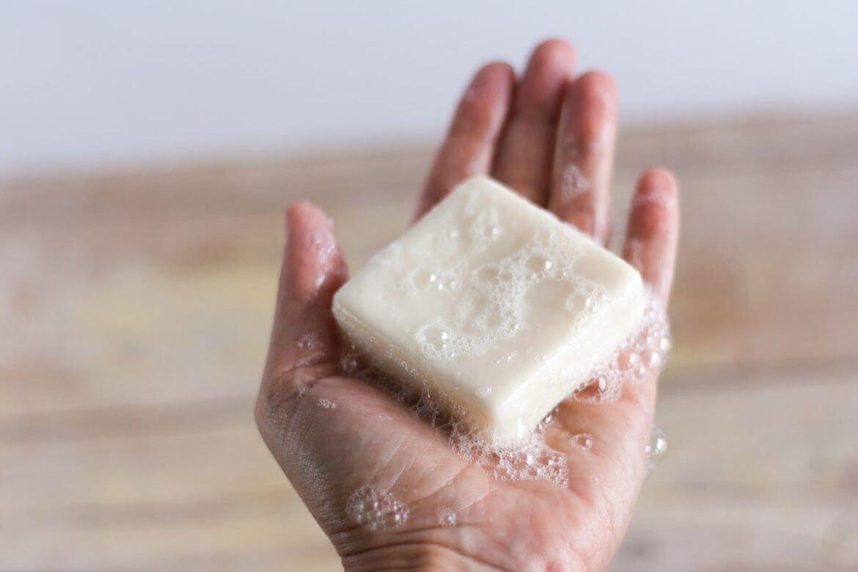 jabón para las partes íntimas